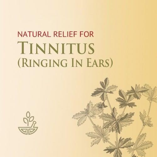 Tinnitus (Ringing Ears)
