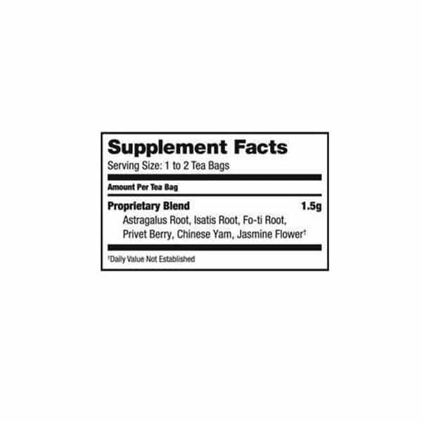 daily immunity tea formerly astragalus immunity herb tea by health king 2