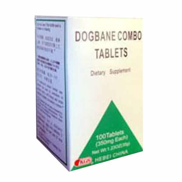 dogbane combo tablets luobuma jiangya