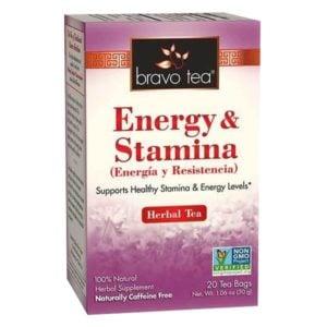 Energy & Stamina Tea (Formerly Stamina Tea by Health King)