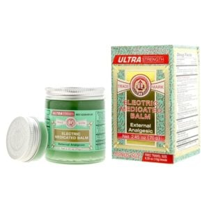 Fei Fah Brand – Electric Medicated Balm – External Analgesic