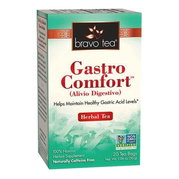 gastro comfort tea formerly gastroease by health king 1