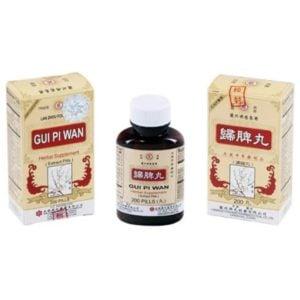 Gui Pi Wan – Lan Zhou Foci Brand