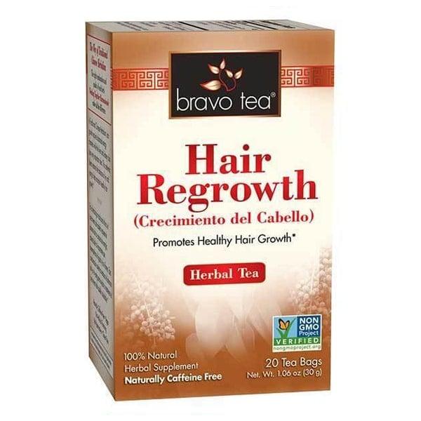 Hair Regrowth Tea | Bravo Teas | Best Chinese Medicines