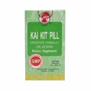 Kai Kit Wan – Jie Jie Wan – Prostate Formula
