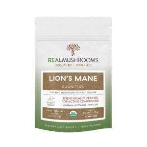 Lion's Mane Mushroom Powder – by Real Mushrooms
