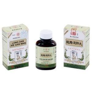 Long Dan Xie Gan Wan – Lan Zhou Foci Brand