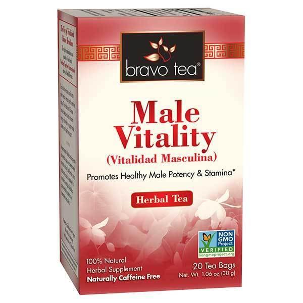 male vitality tea formerly by health king 1
