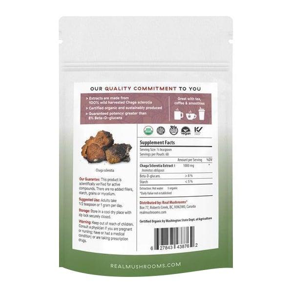 Chaga Mushroom Powder | Real Mushrooms | Best Chinese Medicines