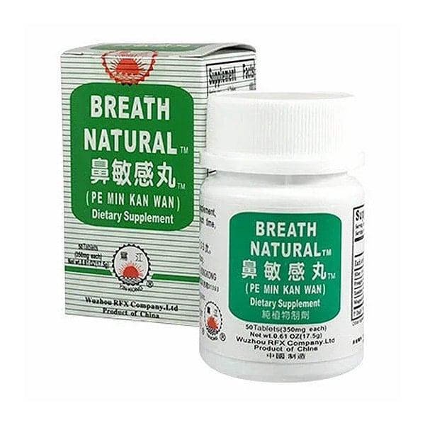 pe min kan wan breath natural
