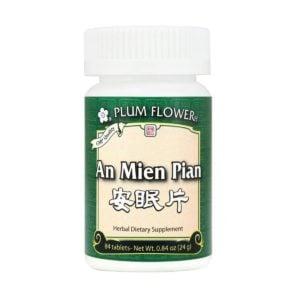 Plum Flower – An Mien Pian Tablets