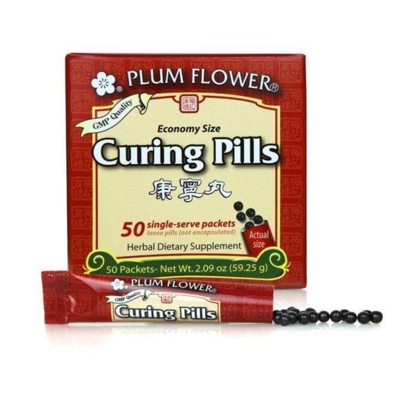 plum flower curing pills kang ning wan 3