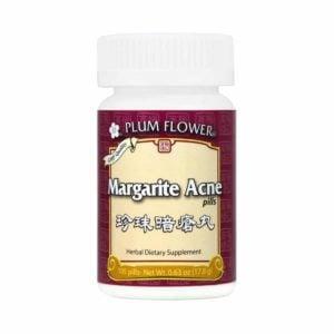 Plum Flower – Margarite Acne Pills