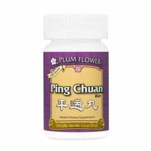 Plum Flower – Ping Chuan Teapills – Ping Chuan Wan
