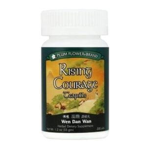 Plum Flower – Rising Courage Teapills – Wen Dan Wan