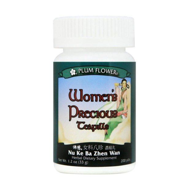 plum flower women s precious teapills nu ke ba zhen wan 1