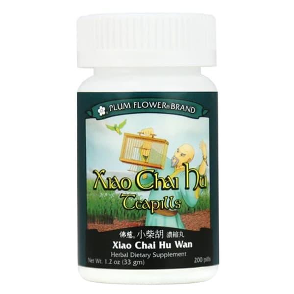 plum flower xiao chai hu teapills 1