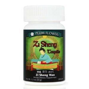 Plum Flower – Zi Sheng Teapills (Nourish Life Pills)