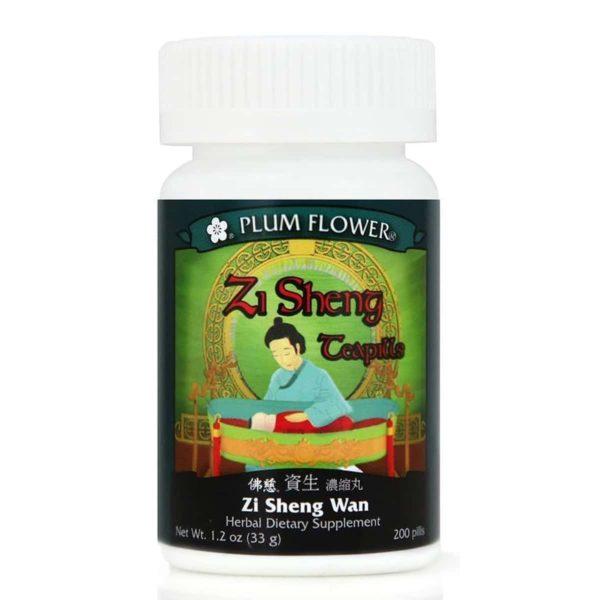Plum Flower - Zi Sheng Teapills | Zi Sheng Wan | Mayway | Best Chinese Medicines