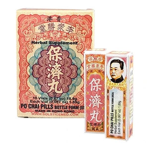 Bao Ji Wan - Po Chai Pills | Best Chinese Medicines
