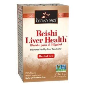 Reishi Liver Health Tea – by Bravo Tea