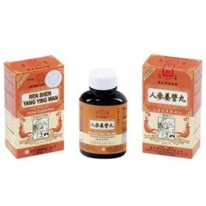 Ren Shen Yang Ying Wan – Lan Zhou Foci Brand
