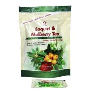 Star Ring – Loquat & Mulberry Tea – Zhi Ke Pi Pa Chong Ji