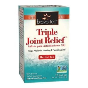 Triple Joint Relief Tea (Formerly Jointflexer Tea by Health King)