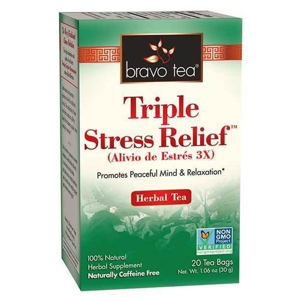 triple stress relief tea formerly by health king 1