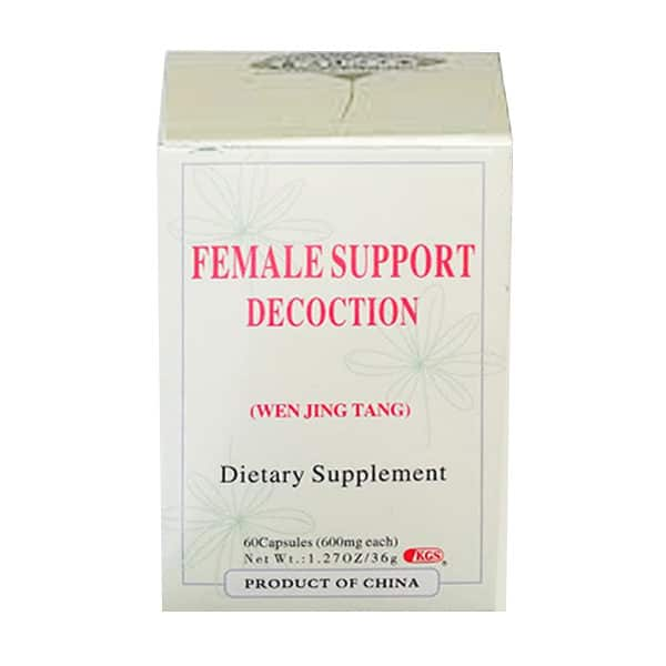 wen jing tang female support