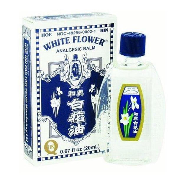 White Flower Oil (Analgesic Balm)   Best Chinese Medicines