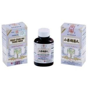 Xiao Chai Hu Tang Wan – Lan Zhou Foci Brand