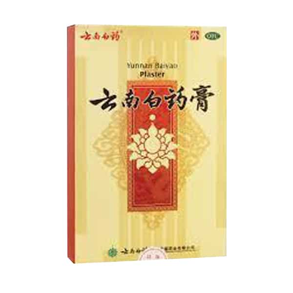 Yunnan Baiyao External Plaster | Best Chinese Medicines